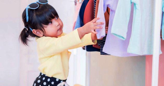 Tips Cara Memilih Baju Anak Yang Stylish Nyaman